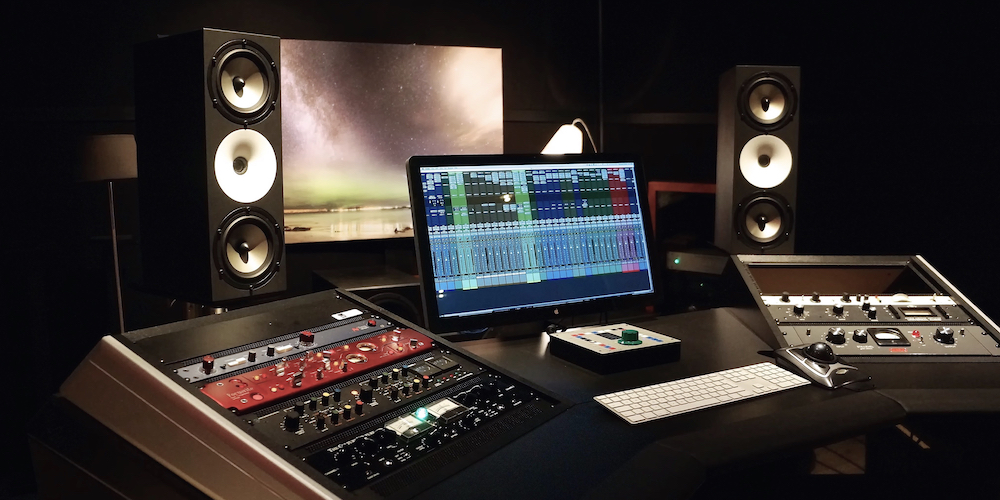 Amphion studio
